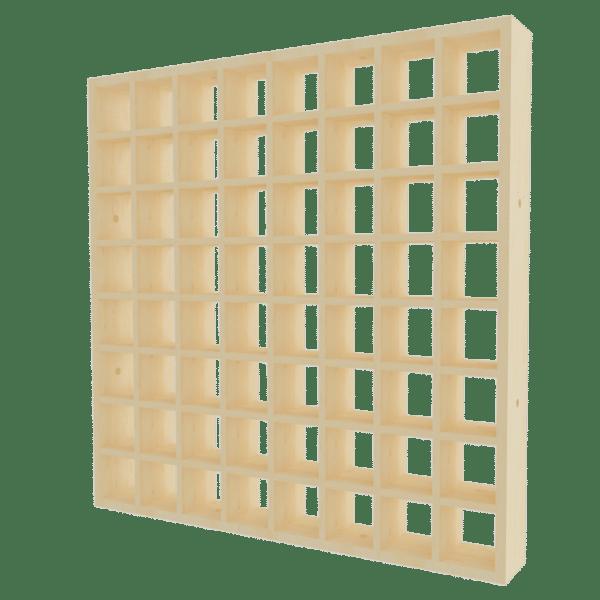 Diffuser Spatial-Wavelens