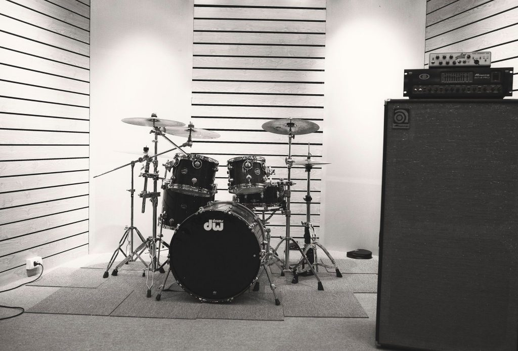 Phòng tập nhạc Hang Sói - Thiết kế bởi iSS Acoustics