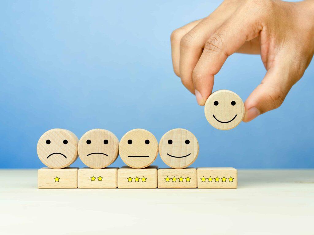 Sự hài lòng của khách hàng