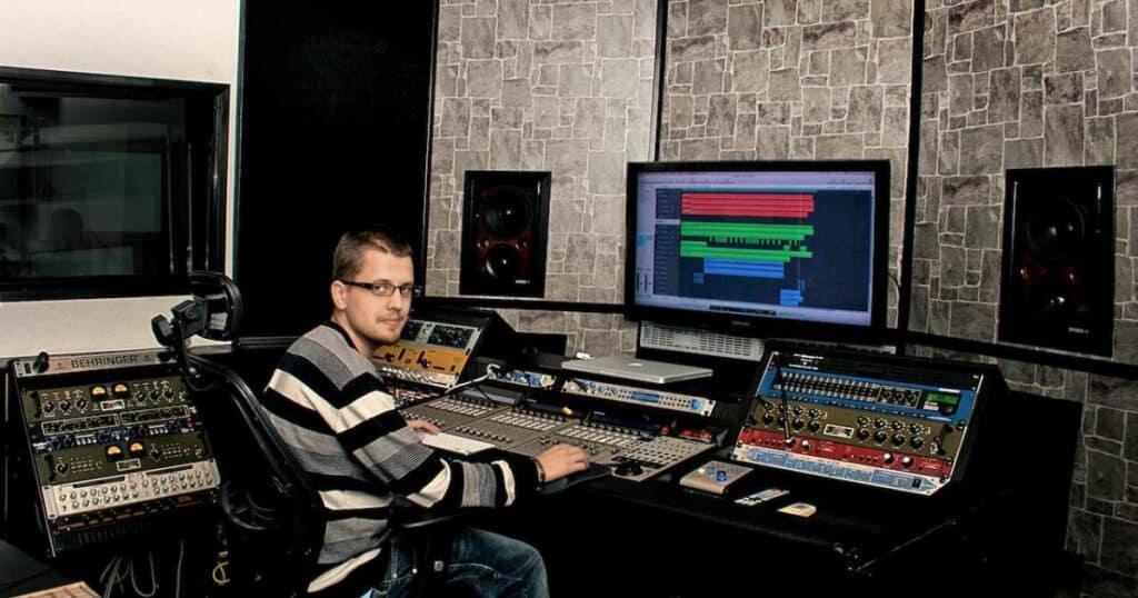 iSS Acoustics Lukas Rimbach