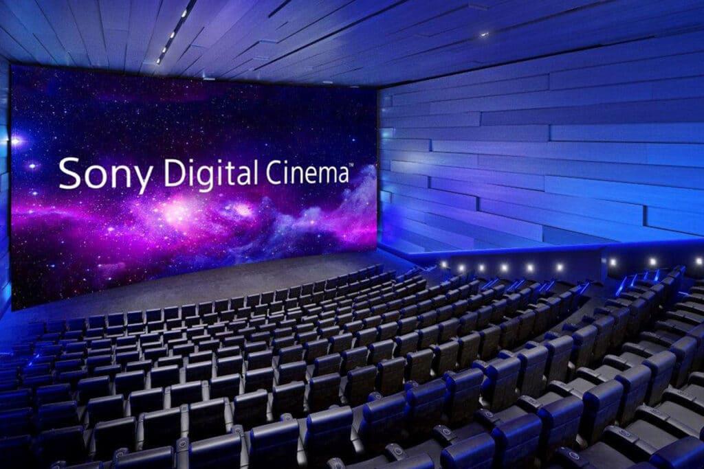 Cách âm rạp chiếu phim