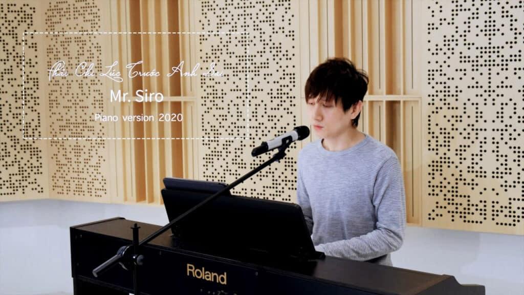 Phòng thu cá nhân của nhạc sỹ Mr. Siro do iSS Acoustics thiết kế và thi công